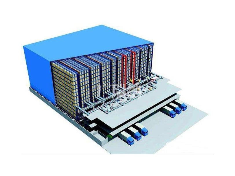 冷庫工藝規劃設計