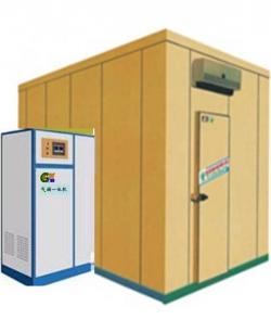氣調冷庫建設